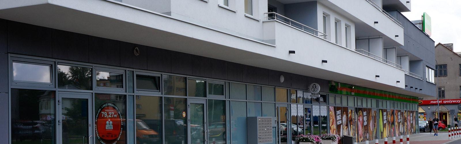Vitron - Producent stolarki pcv i aluminium - Realizacje